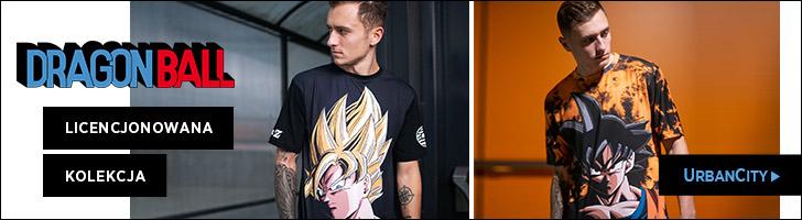 Odzież Dragon Ball UrbanCity - Kliknij